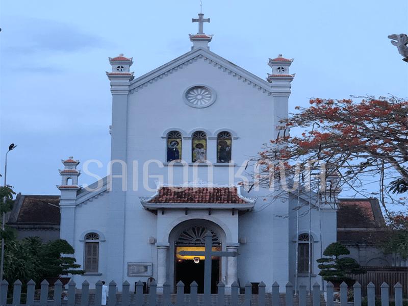 Phuoc Ly Catholic Church
