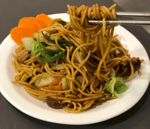 Saigon Kava fried noodle