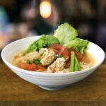 """Saigon Kava special rice-noodle soup """"Bún"""""""