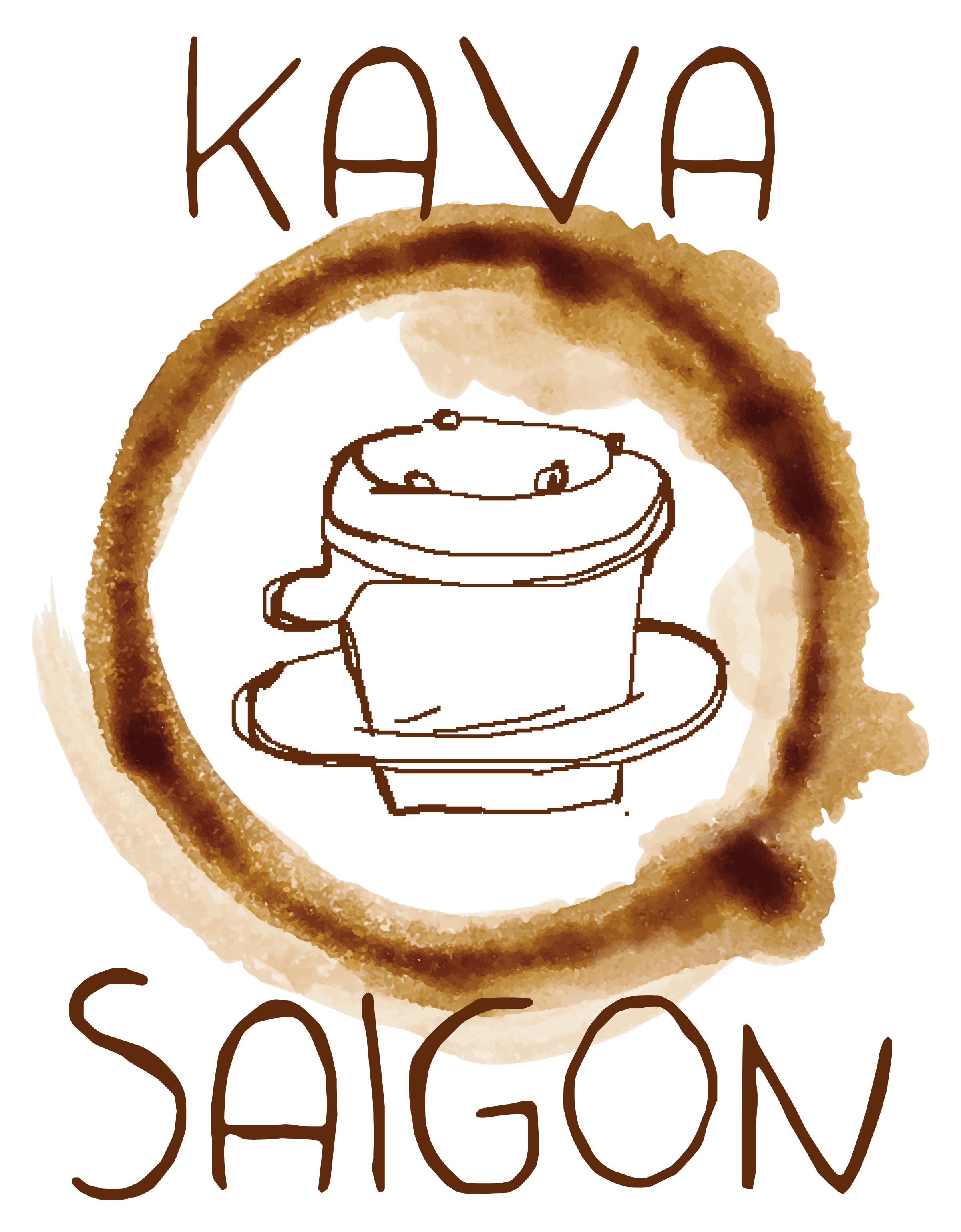 official Logo Saigon Kava