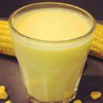 Saigon Kava home made corn milk